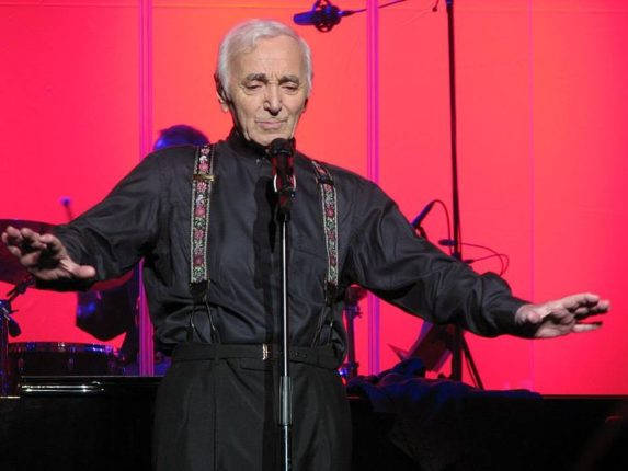 Charles Aznavour e la sua meravigliosa avventura