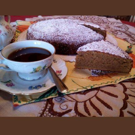 torta vivace al caffè