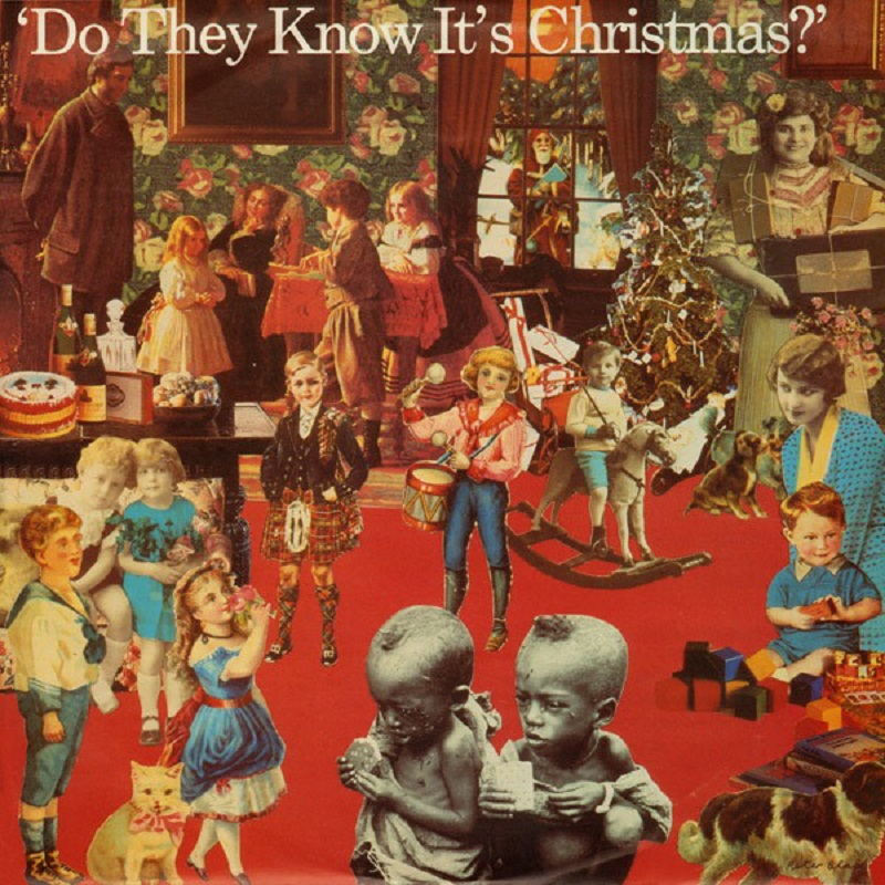 Band Aid compie 34 anni ! - Do They Know It's Christmas?