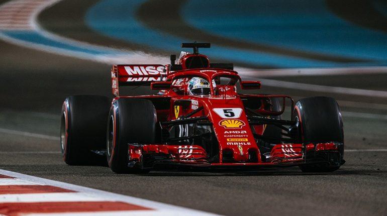 Gp di Abu Dhabi Vettel va a podio, Raikkonen preserva posizione in campionato