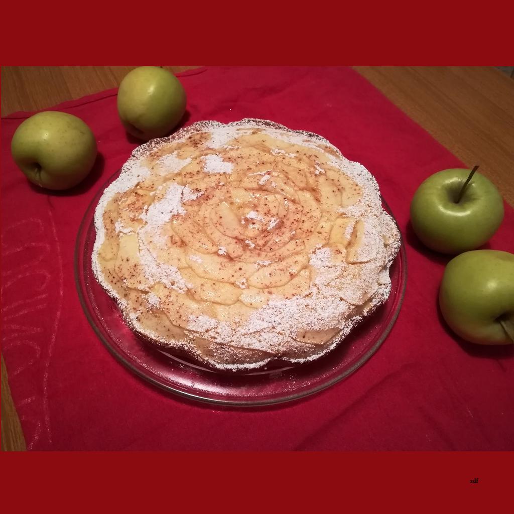 Torta di mele 240