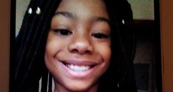 Bambina di nove anni perseguitata