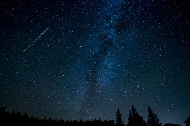 E' in arrivo per natale la super cometa visibile ad occhio nudo