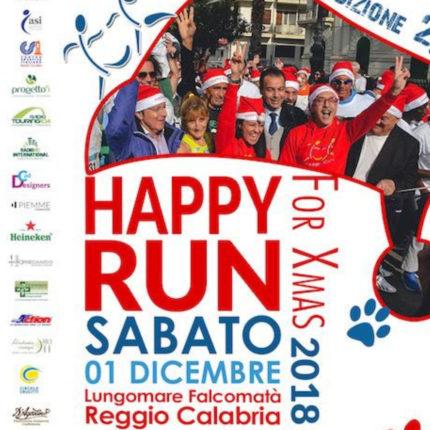 Happy run 2018