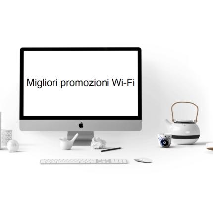 Migliori promozioni Wi-Fi