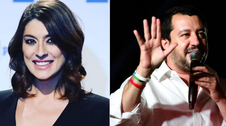 Matteo Salvini, il botta e risposta con Elisa Isoardi, dopo la fine della loro storia d'amore