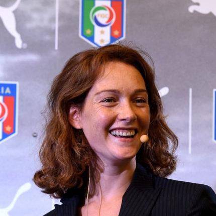 Cristiana Capotondi vice presidente Lega Pro