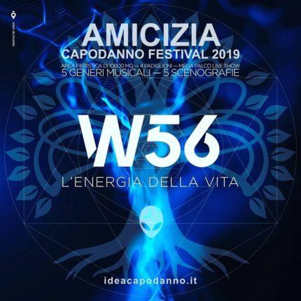 Capodanno Amicizia a Montesilvano 2019