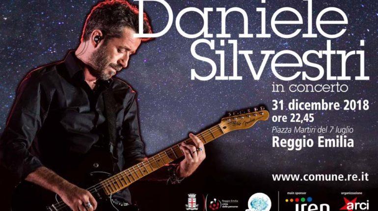 Capodanno in musica per Daniele Silvestri