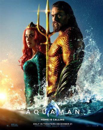 """""""Aquaman"""" il film del famoso fumetto presto nelle sale italiane"""