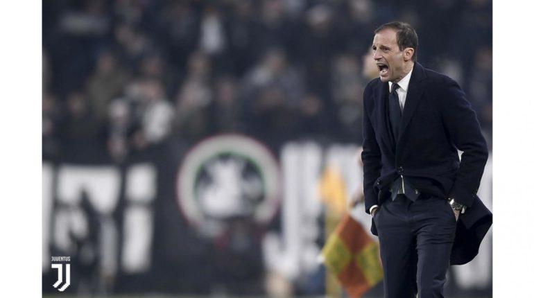 """Juve-Roma 1-0, Allegri fa il pompiere: """"Non abbiamo vinto ancora nulla"""""""