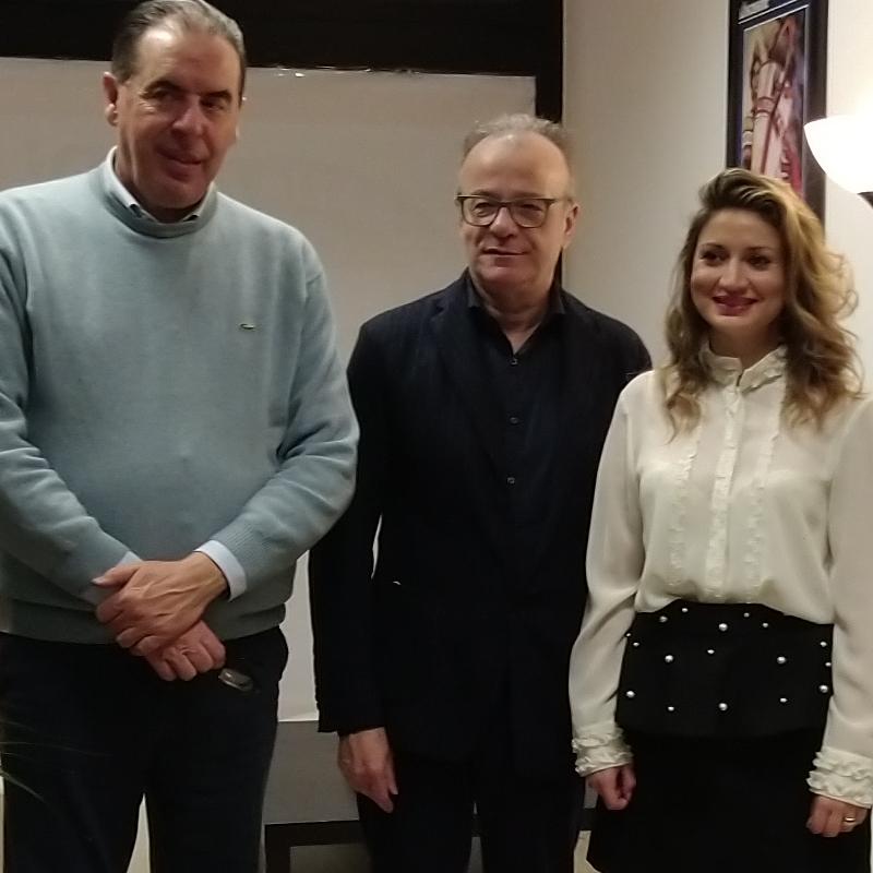 Conferenza stampa Dc-Udc Abruzzo 20 dicembre 2018