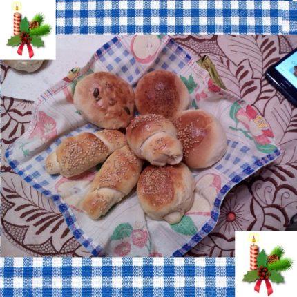 I panini di Natale