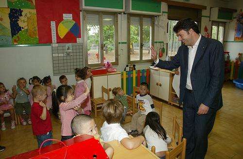 Firenze: indetto concorso comunale per 8 insegnanti di scuola materna