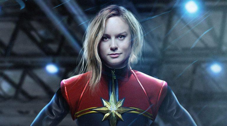 Captain Marvel : Il nuovo trailer anche in italiano con Brie Larson