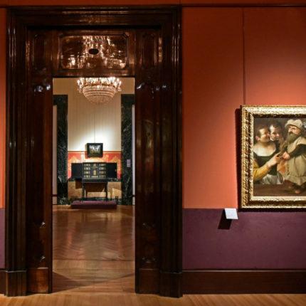 mostra d'arte a Napoli