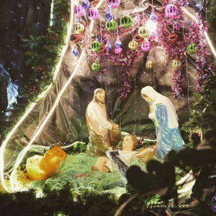 Gesù e la canzone di Natale 2018