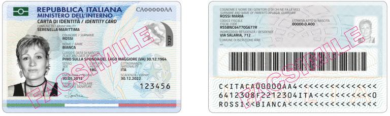 Carta d'identita: da gennaio obbligatoria quella elettronica