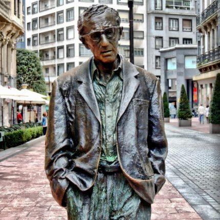 Woody Allen a giugno 2019 in Italia
