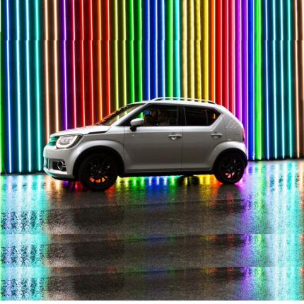 Suzuki: grande esordio week-end 2019
