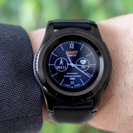 salvato da uno smartwatch