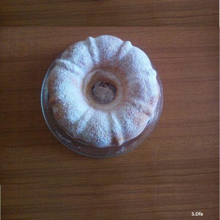 Ciambella di pastafrolla