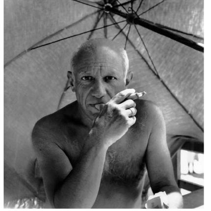 Pablo Picasso: vernici da parete