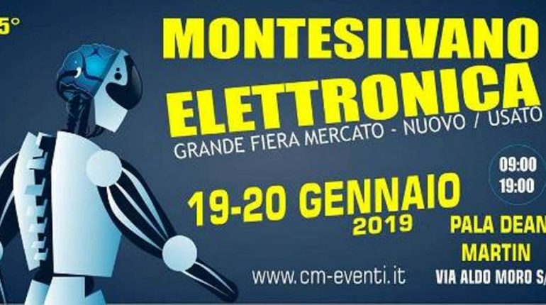 Fiera dell'Elettronica Montesilvano 2019