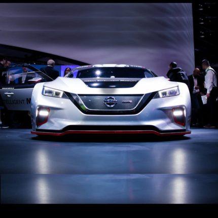 Apice della potenza elettrica Nissan