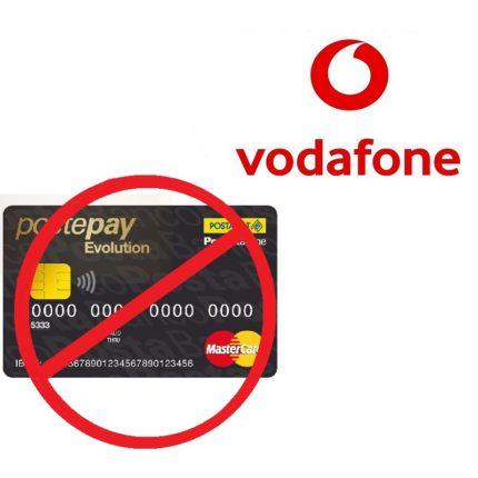 Vodafone chiude le porte a PostePay