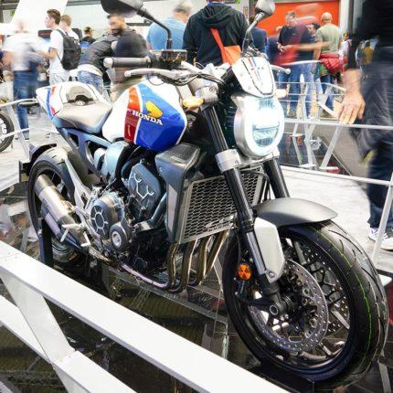 Motor Bike Expo di Verona ecco le novita Honda per il 2019