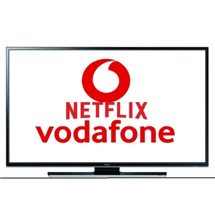 Vodafone Netflix