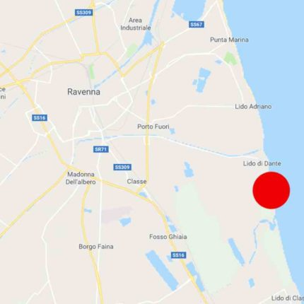 Terremoto a Ravenna oggi 15 Gennaio 2019