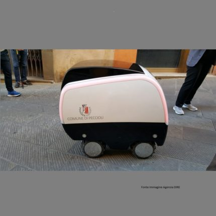 MoBot un carrello automa