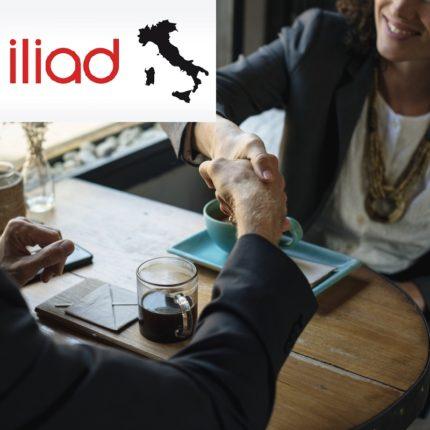 Iliad offerte di lavoro 2019
