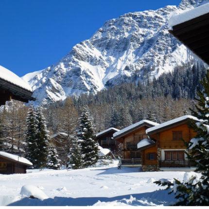 prezzi in calo case in montagna