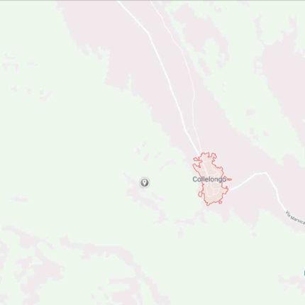Terremoto a L'Aquila oggi 01 Gennaio 2019