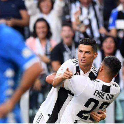Formazioni Napoli-Juventus