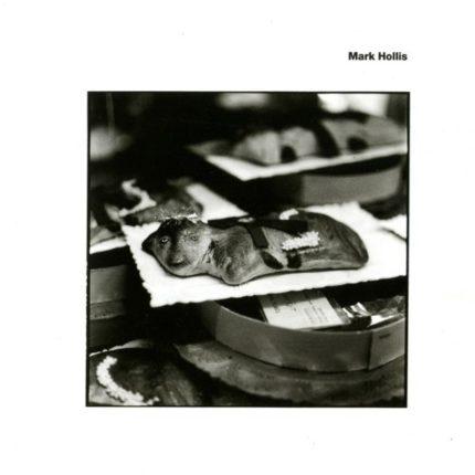 Mark Hollis dei Talk Talk copertina disco solista