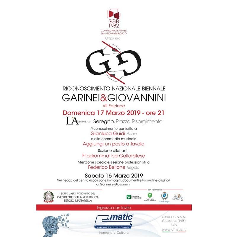 Riconoscimento Nazionale Garinei & Giovannini