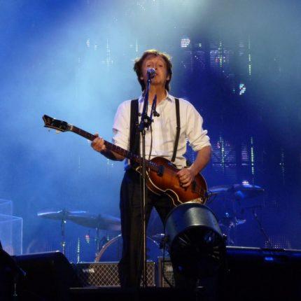 Paul McCartney: un nome che rimarrà nella storia