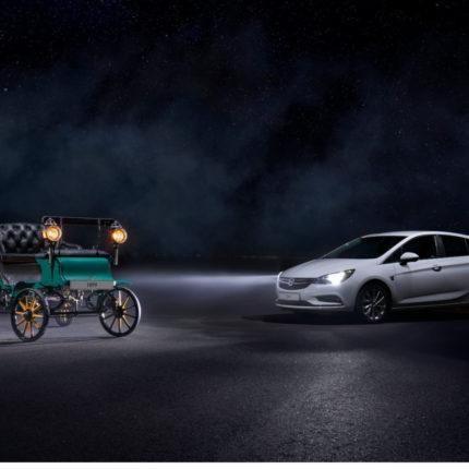 120 anni di Opel
