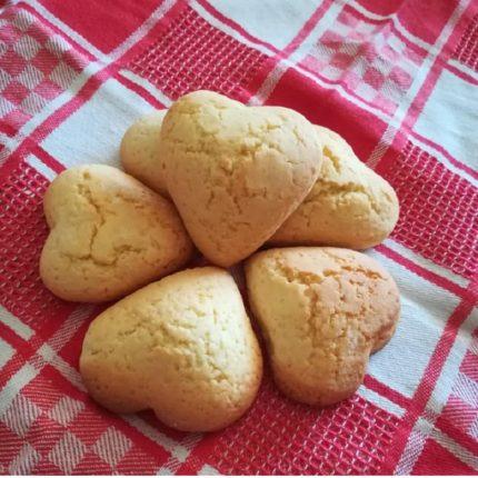 I biscotti Cuoriciosi