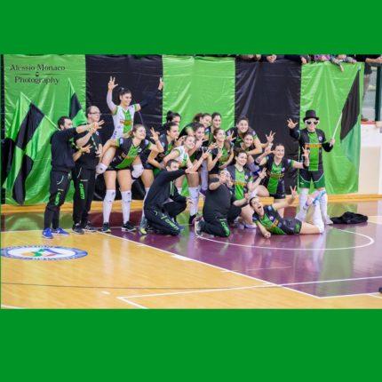 Volley: consolidare il primo posto