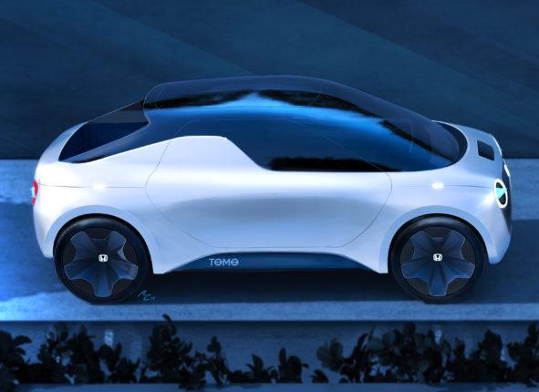 IED e Honda Design al Salone di Ginevra presentano nuova concept car