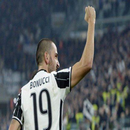 Frosinone test per Bonucci