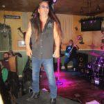 Pino Scotto live @ Stammtisch Tavern, Chieti Scalo