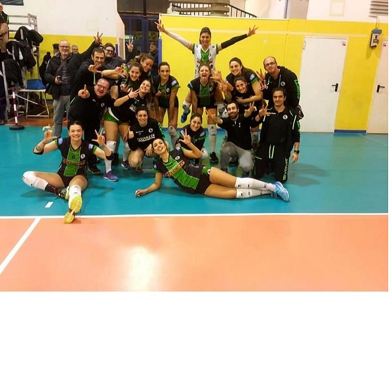 Volley: Ponte Felcino