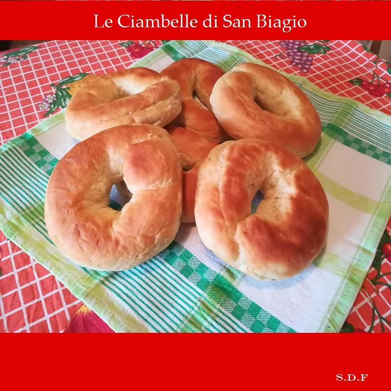 Le ciambelle di San Biagio