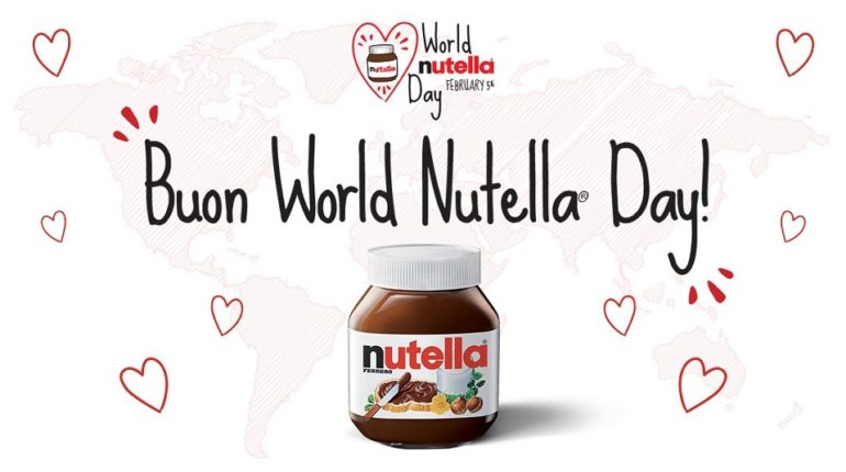 Nutella Wold Day foto